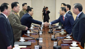 2nd high-level inter-Korean meeting on Winter Olympics to began today