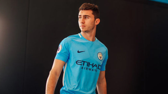 Manchester city secure services of aymeric laporte from for Laporte city