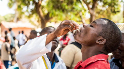 WHO helps Zambia to immunise 1 mn people against cholera