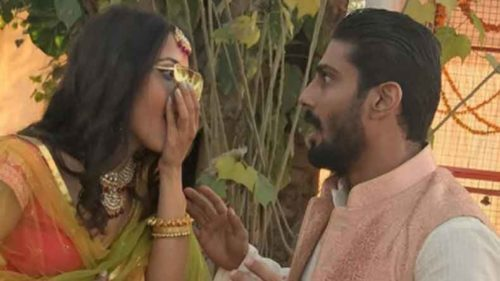Raj Babbar's son Prateik Babbar gets engaged to girlfriend Sanya Sagar