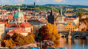 10 things to do in Prague, Prague, city of Prague, Latha Srinivasan, travel news, food news, Prague Castle,The world of Franz Kafka,Charles Bridge,Old Town Square,Opera and Theatre,The Kolache, Buchty, Kremrole and fried cheese, Farmers' Markets, Strahov Monastery