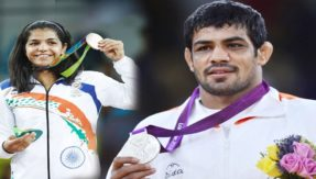 Pro Wrestling League 2018 Season 3: Sushil Kumar, Sakshi Malik to feature in opening match