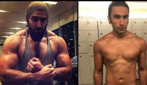 Ranveer Singh's shocking body transformation from Padmaavat to Gullyboy is remarkable