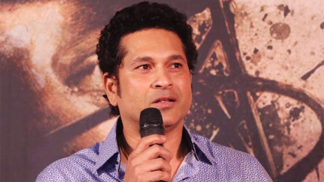From winning strokes to showing culinary skills in kitchen, this video shows Sachin Tendulkar is a pro in everything