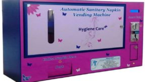 Better late than never! Bhopal railway station becomes first in India to install sanitary napkin vending machine