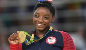 Simone Biles tweets '#MeToo' against USA Gymnastics doctor Larry Nassar