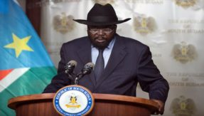 South Sudan's former army chief Paul Malong rebels against government