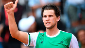 Qatar Open 2018: Dominic Thiem wins through, Andrey Rublev sets up quarterfinal against Coric