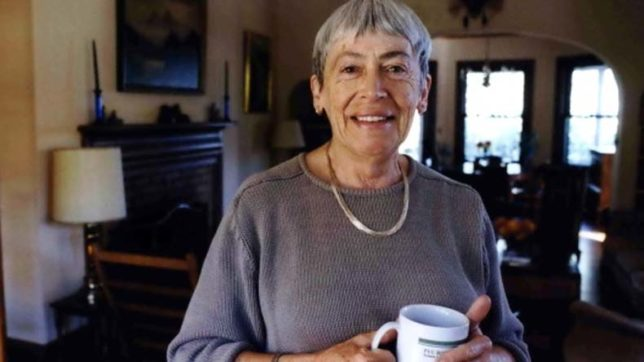 US science fiction author Ursula K Le Guin dies at 88