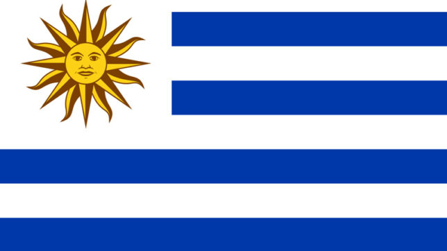 Uruguayan national anthem rated third best in world