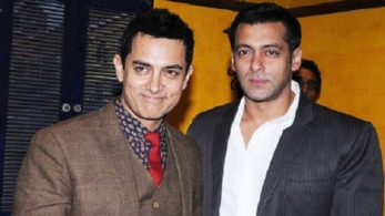 Salman Khan revealed his aim as a newbie in the industry was to give equally a bigger hit as Aamir Khan's Qayamat Se Qayamat Tak