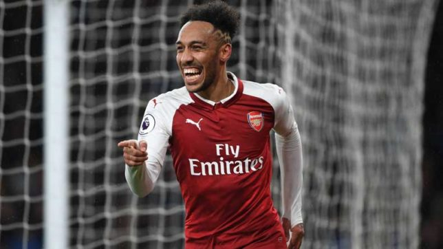Here's why Pierre-Emerick Aubameyang is struggling to deliver at Arsenal