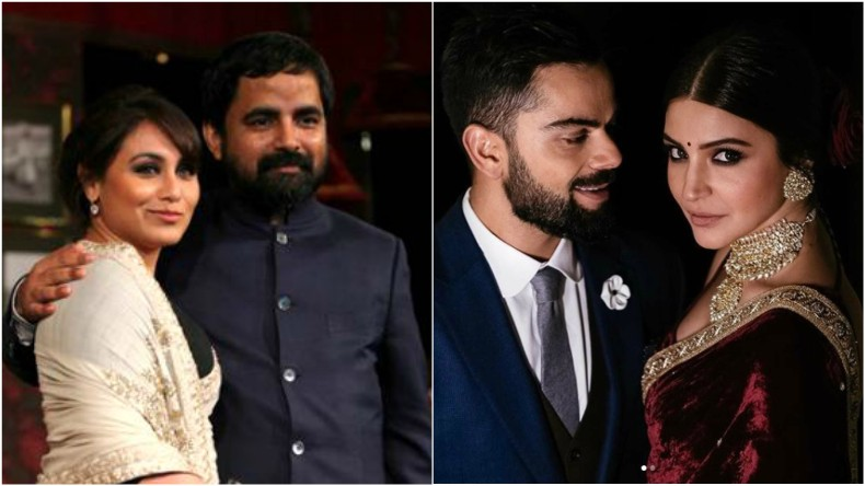 BFF with Vogue, Neha Dhupia, Rani Mukerji, Sabyasachi Mukherji, Virat Kohli and Anushka Sharma wedding, Virat Kohli, Anushka Sharma, Bollywood, Bollywood news, Latest news, Entertainment news