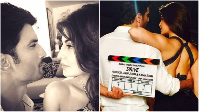 Drive: Sushant Singh Rajput and Jacqueline Fernandez starrer races to cinema halls on this date