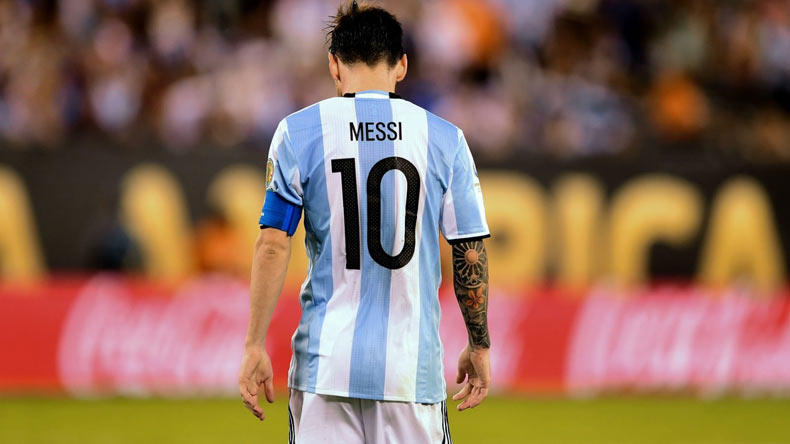 FIFA should ban Lionel Messi until it's proven he's actually human, says Carlos Queiroz