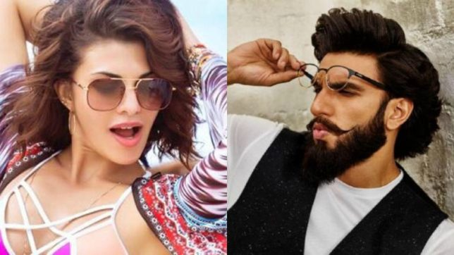 Valentine's Day 2018: Jacqueline Fernandez and Ranveer Singh worshiped by college students as Damdami Mai and Love Guru