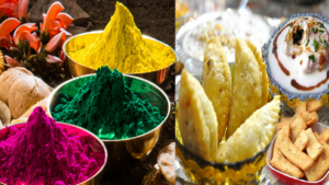 Special dishes for holi 2019