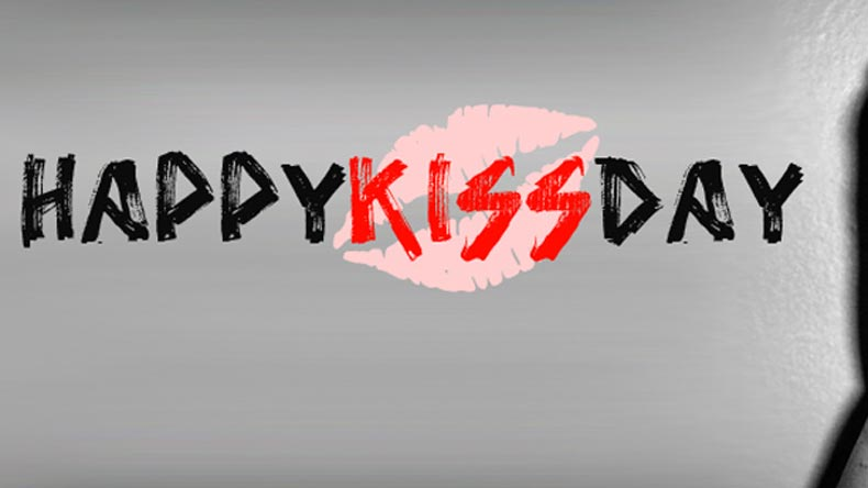 Happy Kiss Day 2018 February 13 Best Wishes Images Sms Quotes