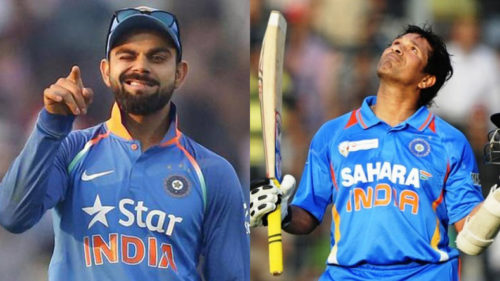 Run machine Virat Kohli is not next Sachin Tendulkar, he is in a league of his own