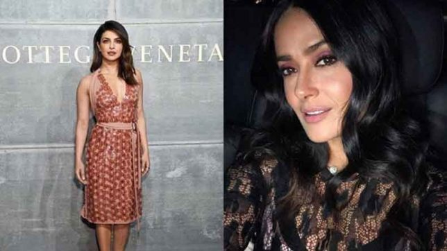 Priyanka-Chopra,-Salma-Hayek-steal-eyeballs-in-their-stunning-avatars-at-Bottega-Veneta-runway-show