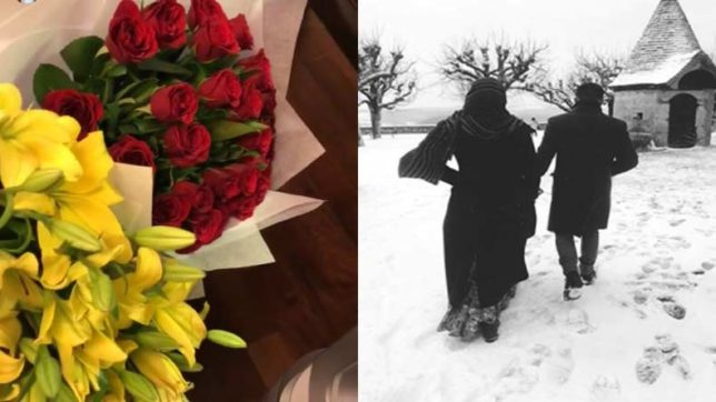 Happy Valentine's Day: Sonam Kapoor shares beautiful black and white picture with Anand Ahuja