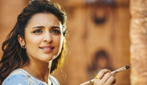 I am excited to be working with him, says Parineeti Chopra on working with Akshay Kumar in Kesari