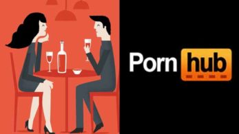 Pornhub has revealed its Valentine's Day search data