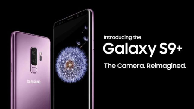 Image result for The new Samsung s9 - MWC 2018