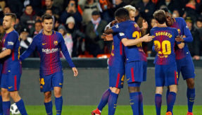 Copa del Rey: Barcelona deserved to reach the finals, says coach Ernesto Valverde