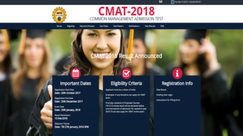 cmat result, cmat 2018 result, aicte-cmat.in, cmat scores, cmat 2018 exam result, education news, jobs and education, newsx