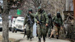 Encounter breaks out between militants, security forces in Baramulla's Pattan; mobile services suspended