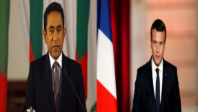 French government expresses its concern over Maldives political crisis