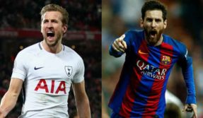 Tottenham Hotspur striker Harry Kane in same bracket as Lionel Messi: Charlie Nicholas