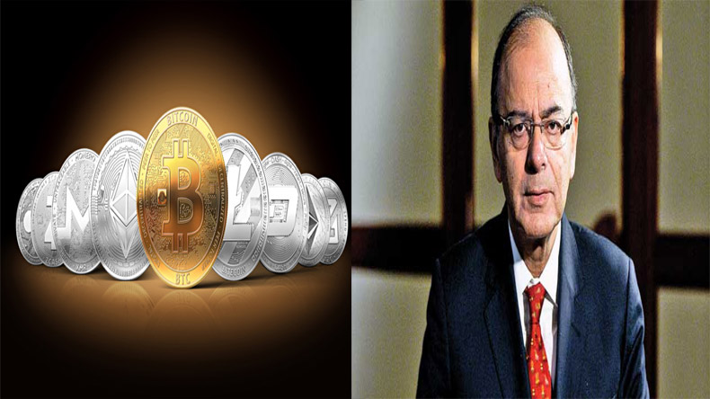 Union Budget 2018: Don't kill but regulate cryptocurrencies, says Arun Jaitley