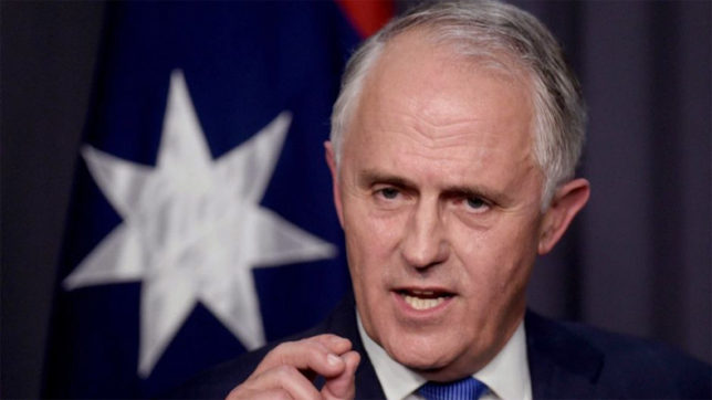 After Barnaby Joyce scandal, Australian PM Malcolm Turnbull bans sex between ministers