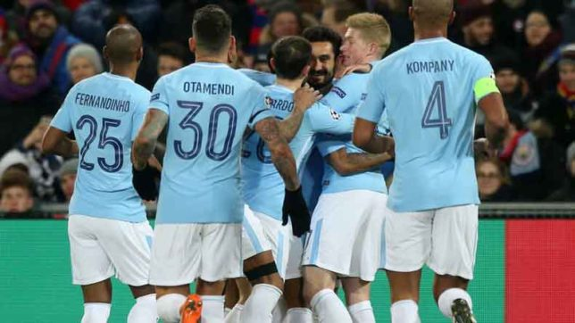 Champions League: Manchester City were clinical, says delighted Pep Guardiola after Basel rout