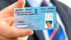 Income Tax Office receives 15-25 lakh PAN applications a week