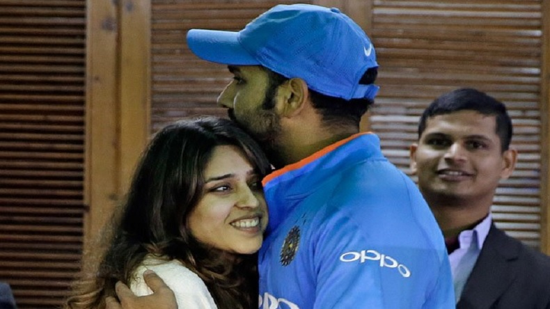 Rohit Sharma dedicates 17th ODI century to wife with an adorable Valentine's Day message