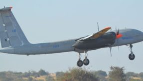 Successful test flight of Rustom 2 conducted by DRDO