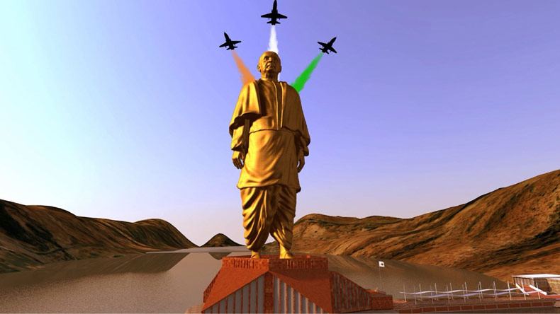 Gujarat govt to inaugurate 'Statue of Unity' on October 31, Sardar Patel's birth anniversary