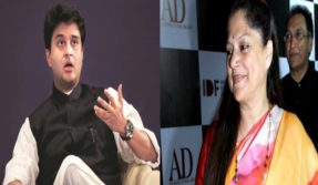 As battle for Madhya Pradesh bypolls gets intense; BJP's Yashodhara Raje Scindia and nephew Jyotiraditya Scindia of Congress campaign against each other