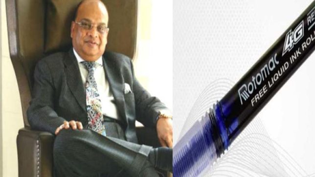 With dust yet to settle on PNB fraud case, Rotomac Pens owner Vikram Kothari flees with Rs 800 crore