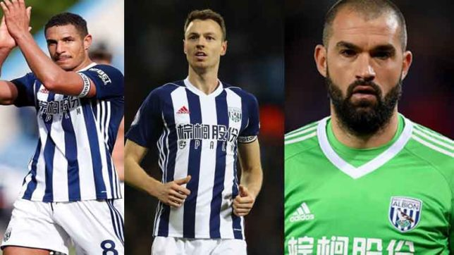 Shocking! 4 West Brom players including captain Johnny Evans accept they 'stole' a taxi in Barcelona