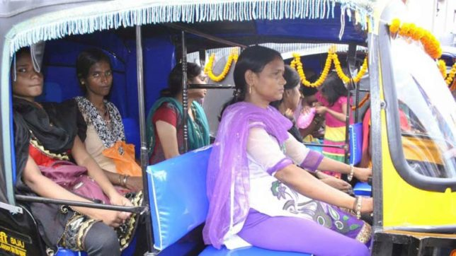 Women drivers to hit Kolkata roads soon with 'Pink' autos