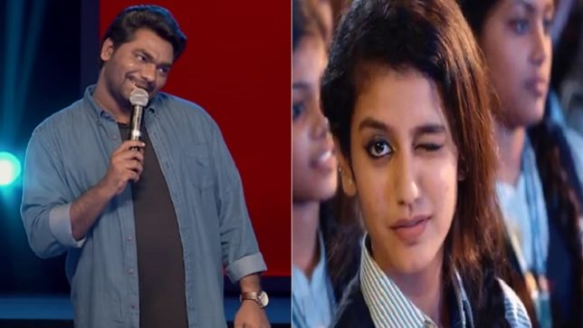 Priya Prakash Varrier: Sakhat launda Zakir Khan shares 'sakhat advice' to save your heart