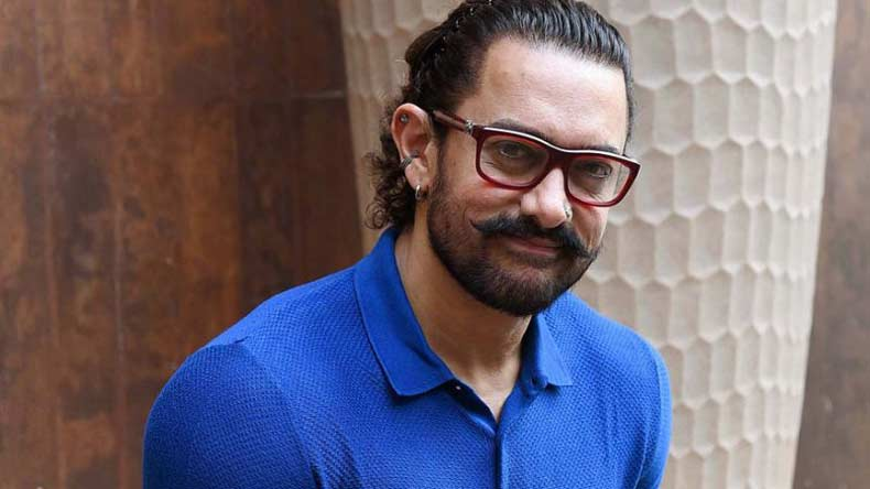 Aamir Khan Junaid, Aamir Khan 3 idots, Aamir Khan Thug of Hindostan, Aamir Khan with his son, Aamir Khan interview, Aamir Khan and Kiran Rao