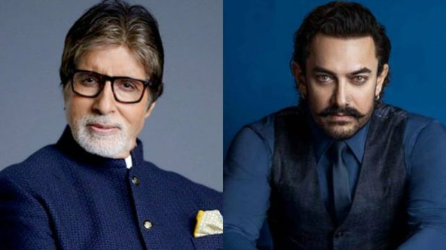 After a long time, audience will get to see Amitabh Bachchan doing action in Thugs of Hindostan: Aamir Khan