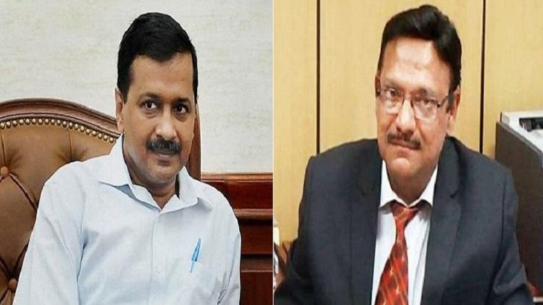Arvind Kejriwal's advisor VK Jain who witnessed alleged Chief Secretary assault steps down