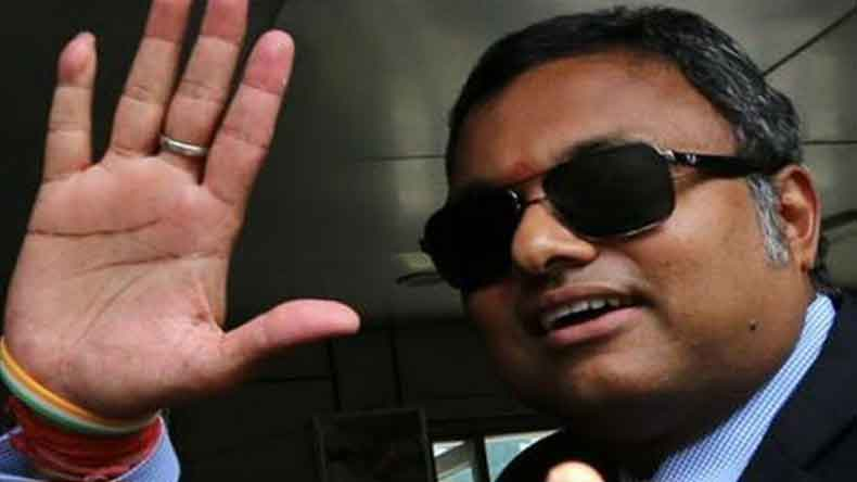 INX Media case: ED approaches Supreme Court against Delhi High Court's order granting relief to Karti Chidambaram