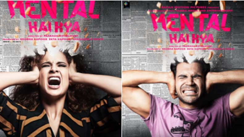 Mental Hai Kya trailer